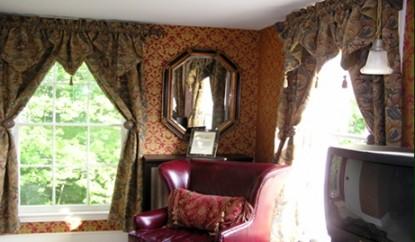 Renwick Clifton House, Chancellor Livingston room