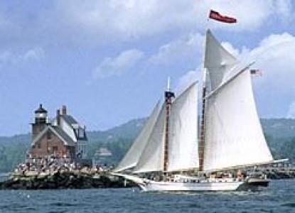Berry Manor Inn-Sail boat
