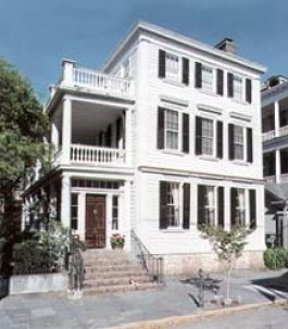 Thomas Lamboll House, front view
