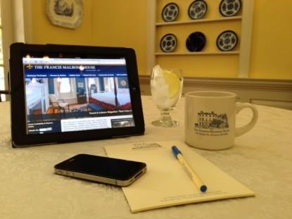 The Francis Malbone House - An Historic Inn coffee