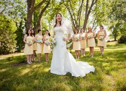 The Brady Inn bride