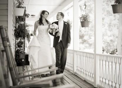 The Brady Inn wedding