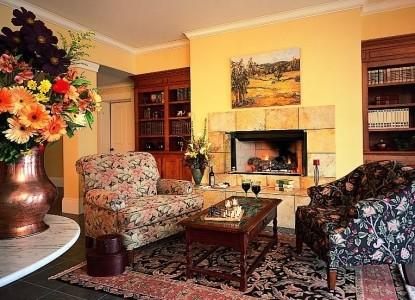 Inn at Sonoma, A Four Sisters Inn, lounge