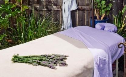 Lavender, A Four Sisters Inn, spa treatments