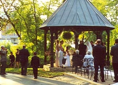 The Inn at Hermannhof-Wedding