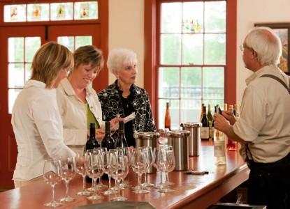 The Inn at Hermannhof-Wine Tasting