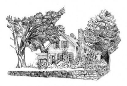 Sugar Maple Trailside Inn, historic photo
