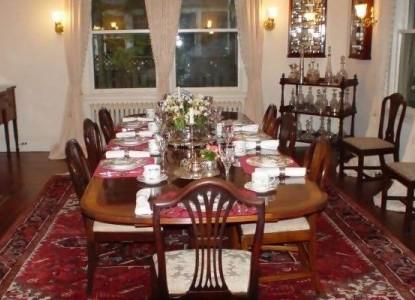 1900 Inn on Montford - Dining Room