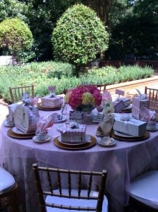 The Duke Mansion-Table
