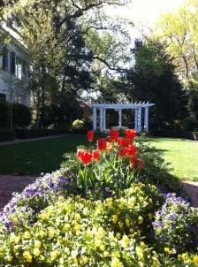 The Duke Mansion- Outside