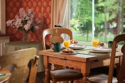 Greenlake Guest House-Breakfast