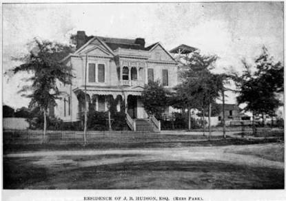 Americus Garden Inn, historic inn