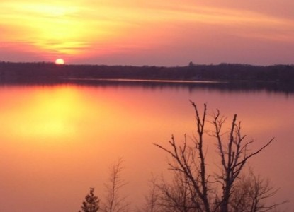 Torch Lake Bed & Breakfast-Sunset