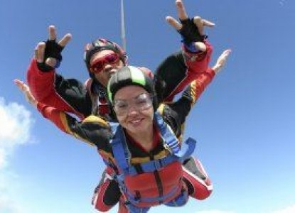Torch Lake Bed & Breakfast-Skydiving