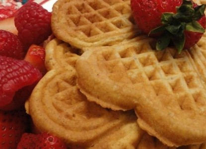 Torch Lake Bed & Breakfast-Waffles