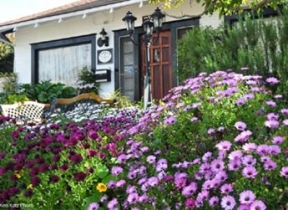 Carole's Bed & Breakfast Inn, flowers