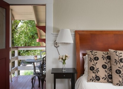 Craftsman Inn, Calistoga, California, room