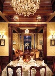 Churchill Manor Bed and Breakfast, Dining Room