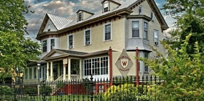 Wilbraham Mansion Bed & Breakfast Inn and Suites,  front