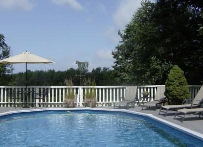 Brookfield Farm - Modena, New York - Swiming Pool