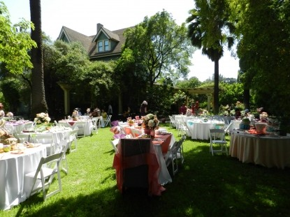 The Bissell House Bed & Breakfast, South Pasadena, California, events