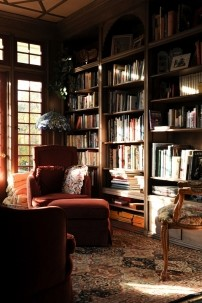 The Bissell House Bed & Breakfast, South Pasadena, California, study 2