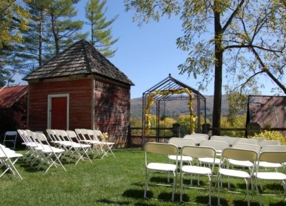 Prospect Hill Bed & Breakfast Inn Weddings