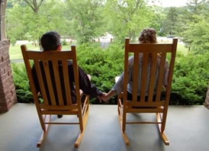 Prospect Hill Bed & Breakfast Inn Porch