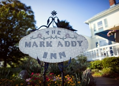 The Mark Addy Bed & Breakfast Inn front sign