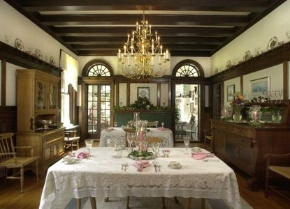Federal Crest Inn Bed & Breakfast-Dining Room