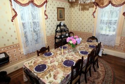 The Harrison Inn, dining room