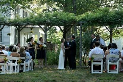 The Inn at Bingham School weddings