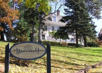 The Brandt House-Marquee