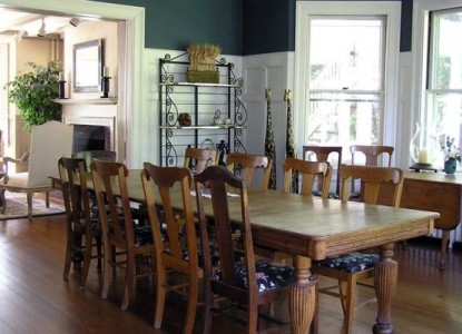 The Brandt House-Dining Table