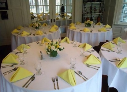 The Brandt House-Event Tables