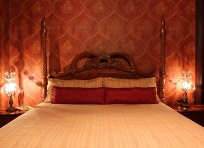 Nicolin Mansion Bed & Breakfast, bedroom