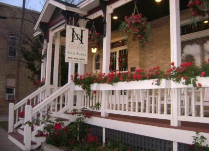 Nicolin Mansion Bed & Breakfast, historic downtown