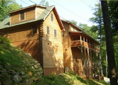 Mountainside Lodge Bed & Breakfast, exterior