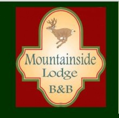 Mountainside Lodge Bed & Breakfast, marquee