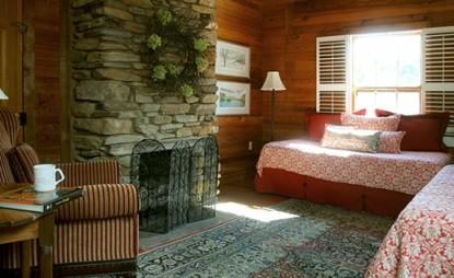 Glen-Ella Springs Inn & Meeting Place - Clarkesville, Georgia, three room suites