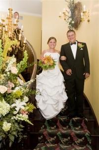 Inn at Aberdeen Bed & Breakfast, Valparaiso, Indiana, weddings