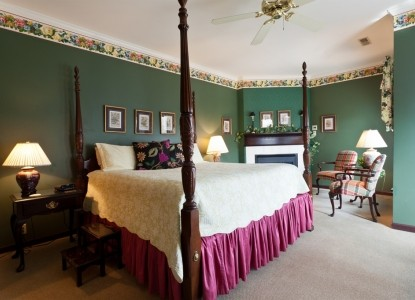 Travel back to the 1800s in Queen Anne tradition with today's amentities. More than a destination, it's an EXPERIENCE.