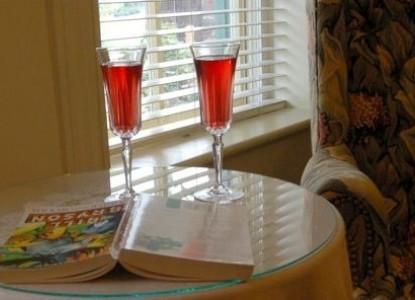 Prospect Hill Bed & Breakfast Inn Wine