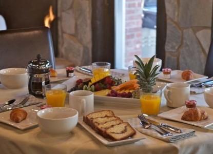 Mill House Inn, breakfast