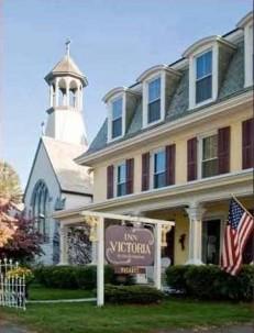 Inn Victoria, Chester, Vermont, front 2