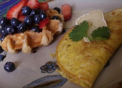 Susanna's Guest House, breakfast