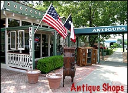 Fredericksburg, TX Antique Shops
