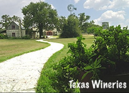 Settlers Crossing Bed and Breakfast Texas Wineries