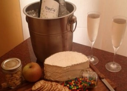 Morris House Hotel wine