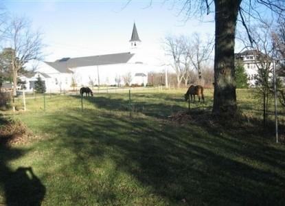 Blackberry Ridge Inn grass view